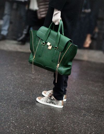 Phillip lim green bag