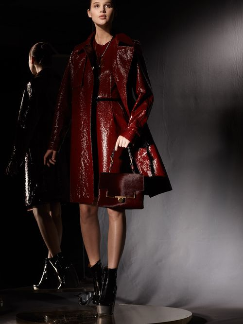 Lanvin red